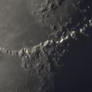 Moon 04.08.2018.  Erathostenes & Montes Appenninus,                                Sergei Sankov