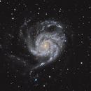 Messier 101,                                Marko Emeršič