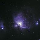 M42,                                JACL-Mono-Hα