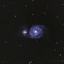 M51, IC 4263,                                dheilman