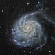 M101 Pinwheel Galaxy,                                Rex Groves