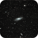 Galaxie M106,                                quigna