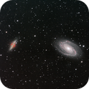 M81 and M82,                                JD