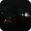 M42 + Horsead and Flame - Wide,                                Mateus