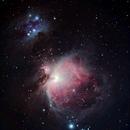 M42 Orion Nebula,                                Peter Bruchter