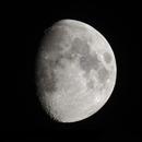 Nine-Day-Old Moon, June 30, 2020 (w/ PSRS),                                AlenK
