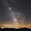 Milky Way,                                rémi delalande