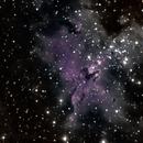 M16 Eagle Nebula,                                Jeff Clayton