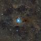 Iris nebula , NGC7023,                                Ji Hwan Kim