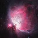 Orion Nebula,                                Mateusz Kruczek