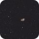 M51 (Whirlpool galaxy) 3 mixed series / Canon 100Da & 1000D + 3 different scopes /,                                patrick cartou
