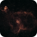IC1805 H alpha,                                Stefano Zamblera