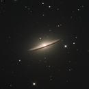 Sombrero Galaxy,                                Chris Schaad