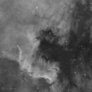 North America (Cygnus Wall) in HA,                                Temu Nana