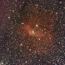 Bubble Nebula,                                Gunter Bertram