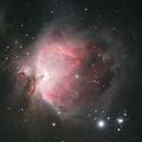 M42 & M43 - Orion and Running Man Nebulas,                                dc_robert
