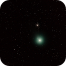 M79 and Comet Lovejoy Q2 (C/2014Q2),                                Tankcdrtim