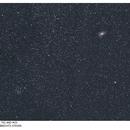 Widefield of M33,                                lambrechtssteven