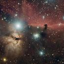 IC 434 Horsehead Nebula,                                Everett Lineberry