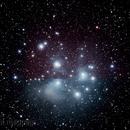 M45 - Le Pleiadi,                                Andrea Giustozzi