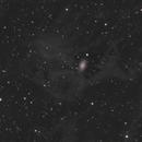NGC 918 and IFN,                                Boyan Kassabov