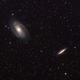 M81 and M82,                                JonathanBlake