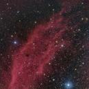 California Nebula NGC1499,                                Frank