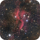 Simeis 57 / DWB-111 Propeller Nebula,                                Kharan