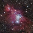The Cone/Christmas Tree Nebula - NGC 2264,                                DanielZoliro