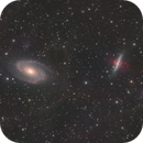 M81 and M82,                                Tim Gillespie