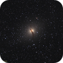 NGC 5128 (Centaurus A Galaxy),                                Uri Abraham
