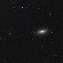M63 Sunflower Galaxy,                                mistateo