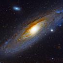 M31 Andromeda,                                Stefano