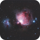 Orion Nebula with DSLR,                                PeterCPC