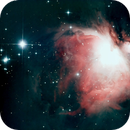 M42 - Orion nebula,                                Thorsten - DJ6ET