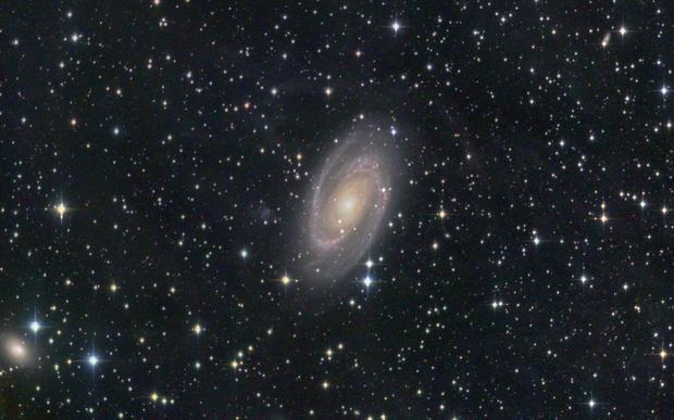 M81 galaxy (Ursa Major),                                Denis Bergeron