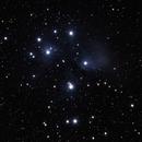 Pleiades M45,                                Gideon Golan