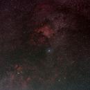 A bit of Cygnus 50mm lens,                                Steve Ibbotson