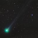 Comet C/2020 F8 (SWAN) April 29 2020,                                Kevin Parker