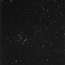 M29 open cluster, survey image,                                erdmanpe