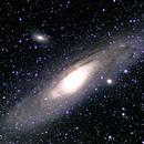 M31 Andromeda,                                Brad Carlson