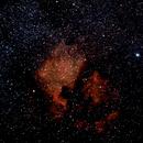 North American Nebula Rework,                                griz11