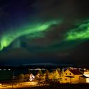Northern light -Tromsö (Norway),                                Günther Dick