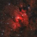Cave nebula,                                Emil Andronic
