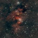 Sh2-155  Cave Nebula,                                Alan Brunelle