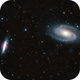 M81 and M82,                                Greg Polanski