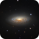 NGC3675 A Flocculent Spiral Galaxy Annotated,                                sunlover