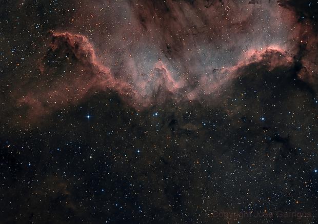 NGC 7000,                                joperenclo