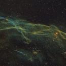 LBN331 - Ha region in Cygnus  SHO+RGB(Star),                                Masahiro Takahashi