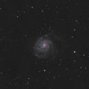 M101 LHaRGB Data Check,                                Andrew